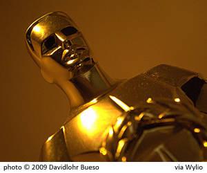 Oscar worthy team at work