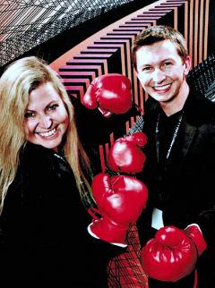 CareerBliss Cofounders Matt Miller & Heidi Golledge