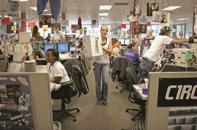 This is what it is like to work for Zappos
