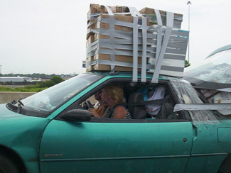 If you moved for work, you may be able to deduct moving expenses