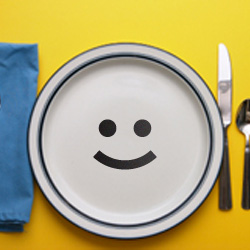 Dining etiquette for interviews
