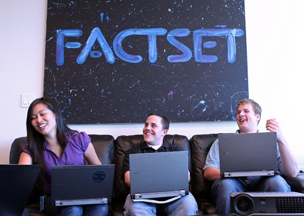 FactSet to Grow Your Career