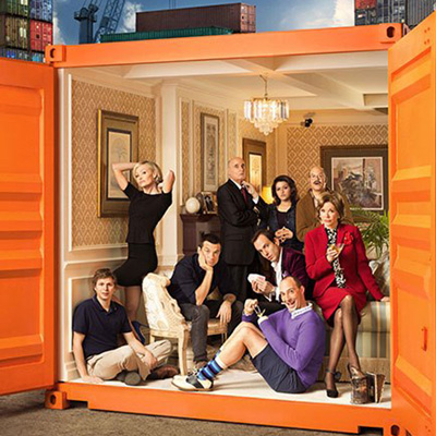 Arrested Development Bluth Family