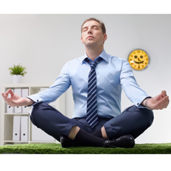 Find your inner peace at work