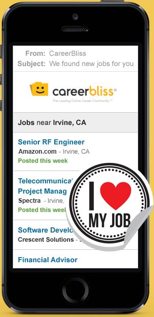 Get Mobile Job Alerts