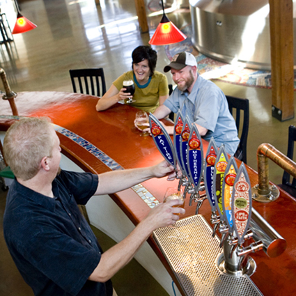sustainability is a big part of new Belgium brewing's culture