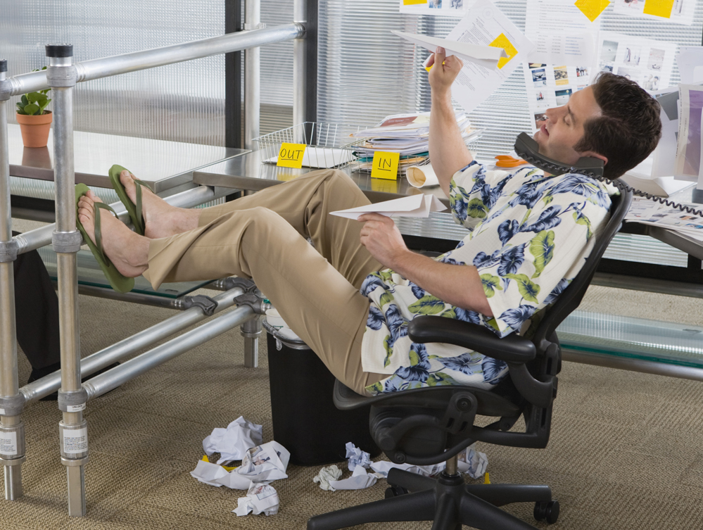 12 Most Annoying Co-Workers