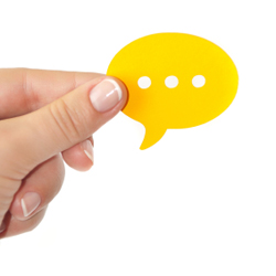 Tips for small-talk impaired professionals