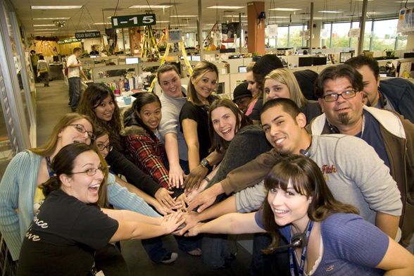 Check out the Culture at Zappos