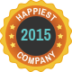Happiest Company 2015